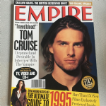 Empire Magazine February 1995 issue 68 Tom Cruise
